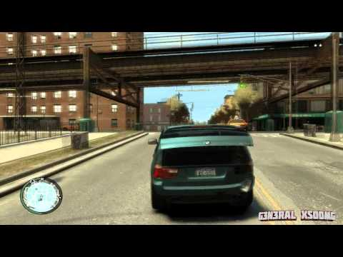 BMW X5 Review Test Drive On GTA IV Car Mod Pack Cardommer 3 +Download Link